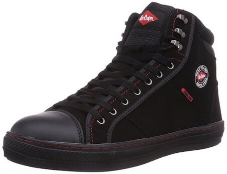 Lee Cooper Workwear SB Basket de sécurité montante