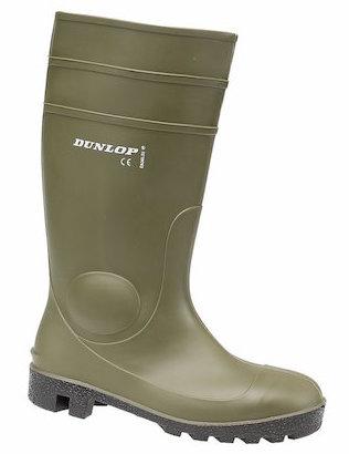 Botte de sécurité unisexe Dunlop FS1700