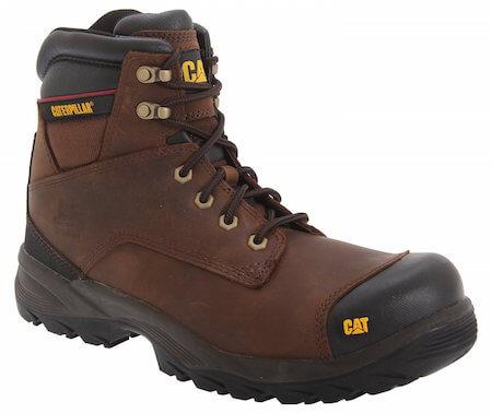 3a691a72202e2e Caterpillar Spiro S3 Chaussures montantes de sécurité pour homme
