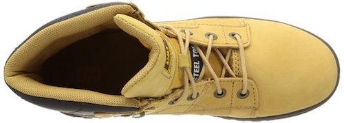 Dessus Chaussure de sécurité Caterpillar Dinem Hi SB