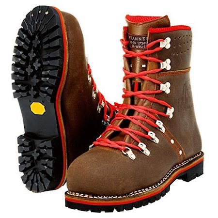 Pfanner Tirol Juchten Chaussure de bûcheron