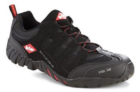 Lee Cooper LC008 S1P Basket de sécurité