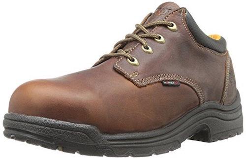Timberland Pro Oxford Titane S1P Chaussures de sécurité cuir