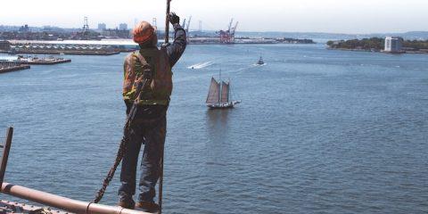 Sécurité professionnelle : le port d'EPI indispensable