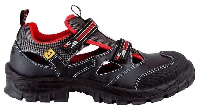 Sandales de sécurité Cofra 13050 S1P SRC
