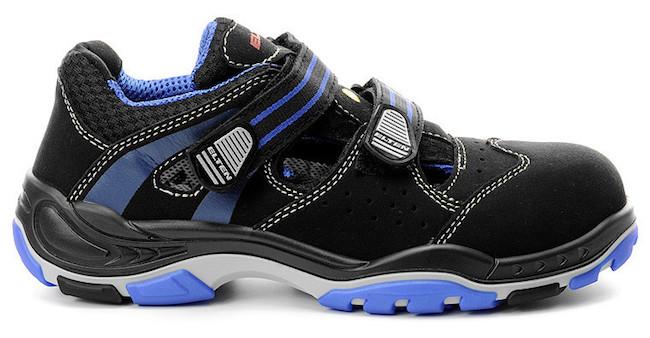 Sandales de sécurité Elten Inspire ESD S1
