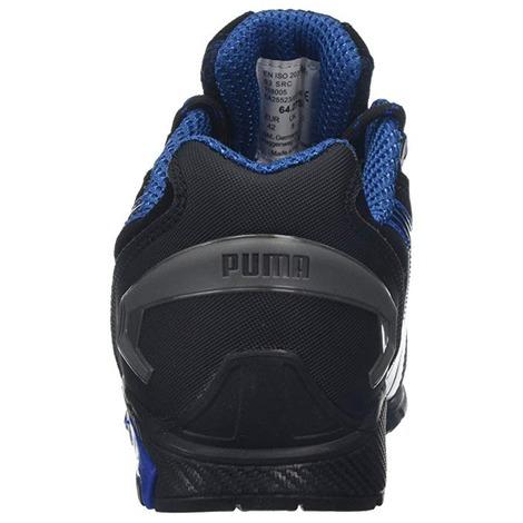 Vue arrière Puma Rio S3 SRC Basket de sécurité