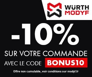 Promo Modyf chaussure de sécurité