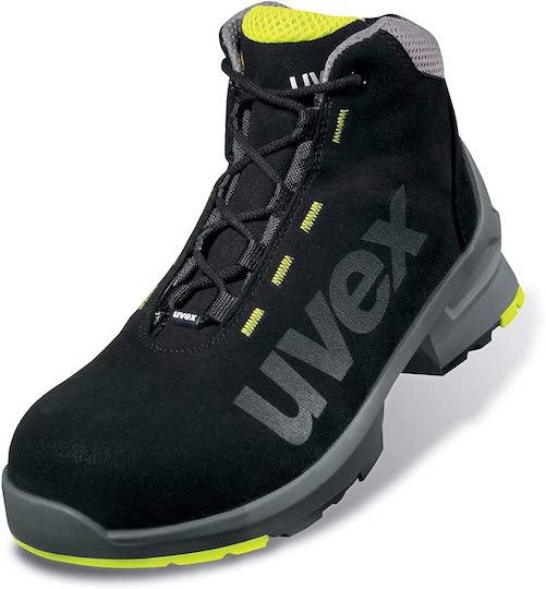 Botte Uvex 1 G2 S2 SRC Chaussure de sécurité montante