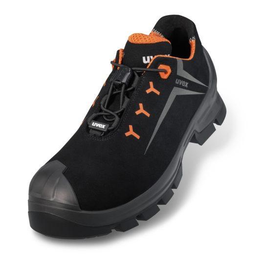 Uvex 2 GTX Vibram S3 WR HI HRO SRC Chaussure de sécurité étanche et respirante
