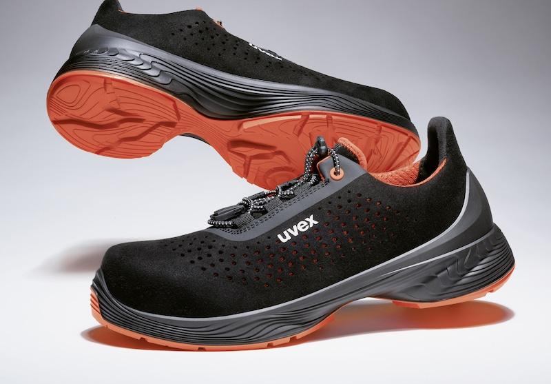 Meilleures Chaussures de Sécurité Uvex